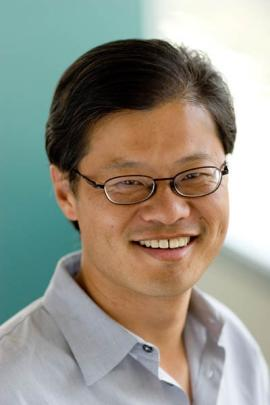 Jerry Yang, founder, ousted CEO of Yahoo!