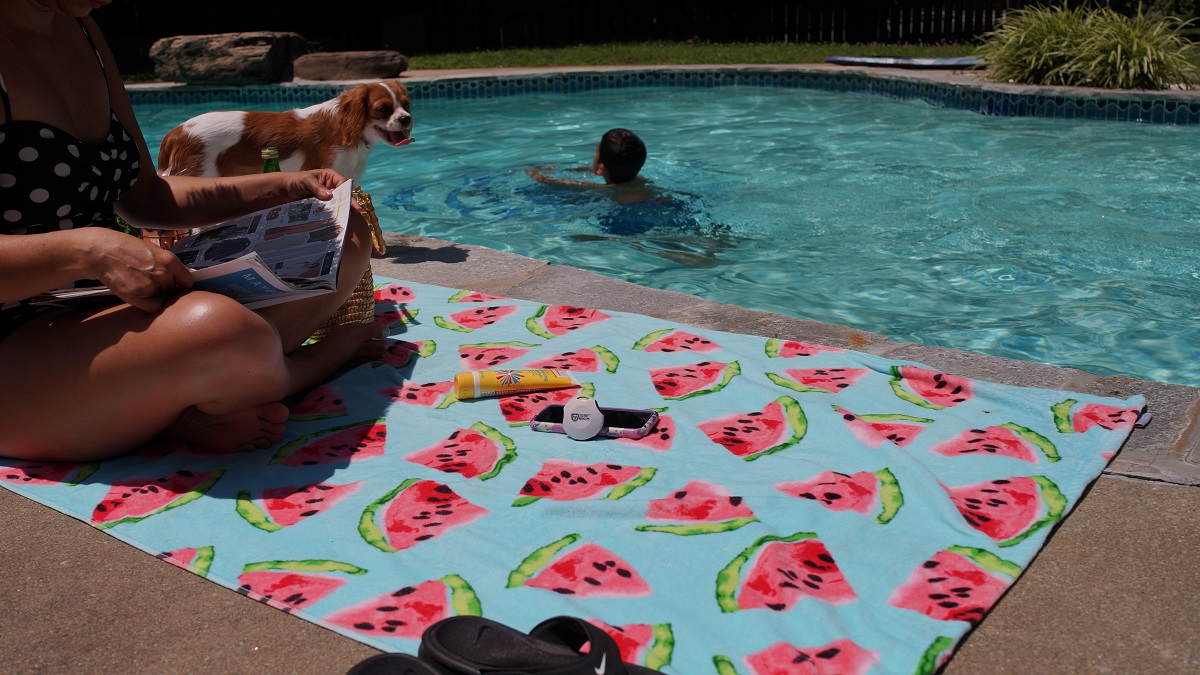 pool safety device for emergency