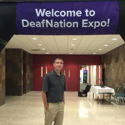 Joel Barish announces on LinkedIn that DeafNation will be coming back in 2019.