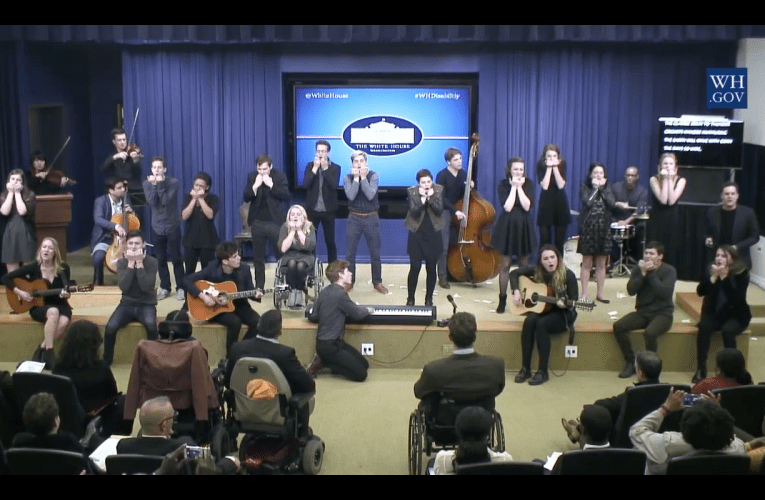 Watch the White House ADA Celebration Live on TSG!