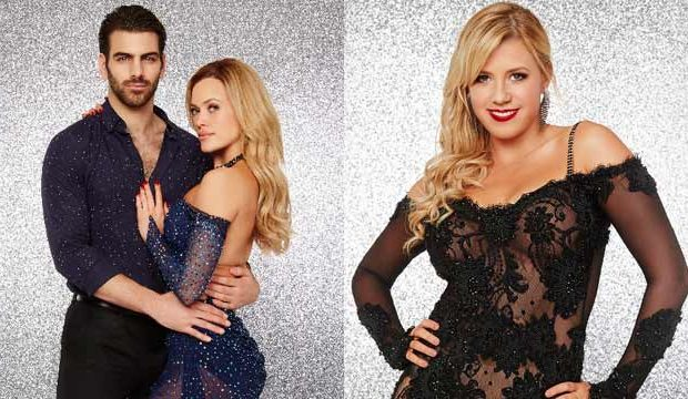 nyle dimarco jodie sweetin dancing with the stars