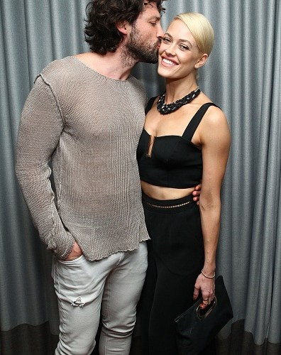 Nyle DiMarco Of 'Dancing With The Stars' Dances Blindfolded With Peta Murgatroyd