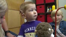 Milbank boy receives Cochlear Implant, 'turned on' to new sound