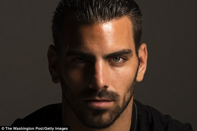Headhunted: Last year Nyle was contacted by producers of America's Next Top Model who had spotted his Instagram account
