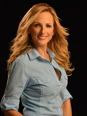 "Oscar-winning actress Marlee Matlin said the best thing to do for people ""who have special needs is to communicate with them."""