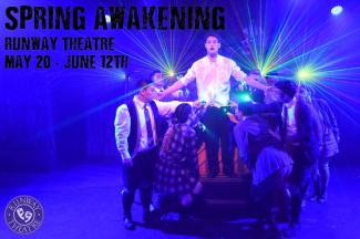 Runway Theatre Troupe Campaigns to Help Broadway's SPRING AWAKENING Perform at 2016 Tony Awards