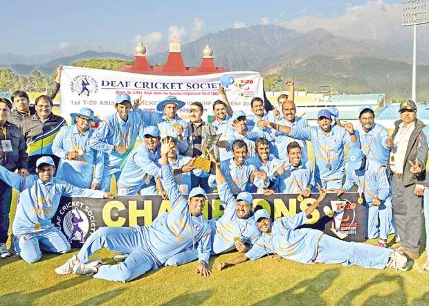 BCCI to provide Rs 5 crore as financial support for deaf, dumb and visually impaired cricketers