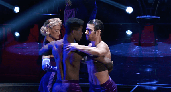 nyle dimarco dancing with the stars