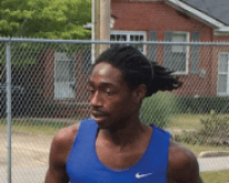 The story of a boy without a track who qualified for the state meet