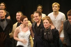 Marlee Matlin campaigns for Spring Awakening performance at Tonys