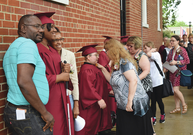 ISVI, ISD grads celebrate next phase