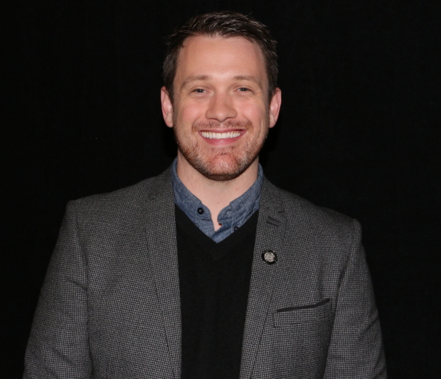 Michael Arden is a 2016 Tony Award nominee for his direction of Spring Awakening.