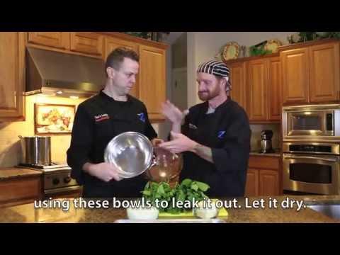 Amateur Deaf Chef – Spanakopita