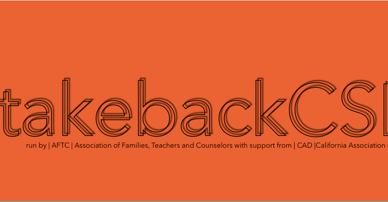 Press Release: #TakeBackCSD Movement Accomplishes It's Major Goal: Dr. Virnig Reassigned Out of California School for the Deaf