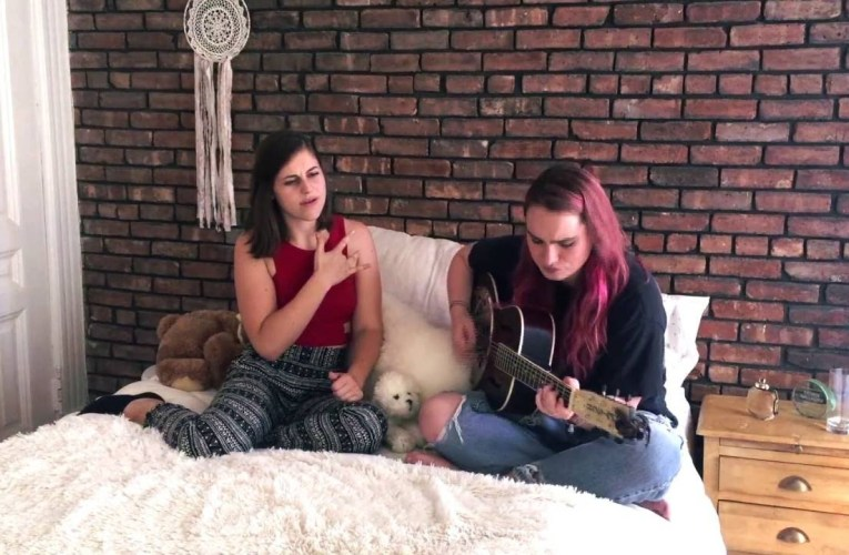 All Too Well with ASL (Kathryn Gallagher & REN)