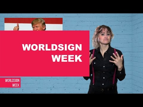WORLDIGN    Trump Nation, SIGNS Restaurant Outrages, Mannequin Challenges and more…