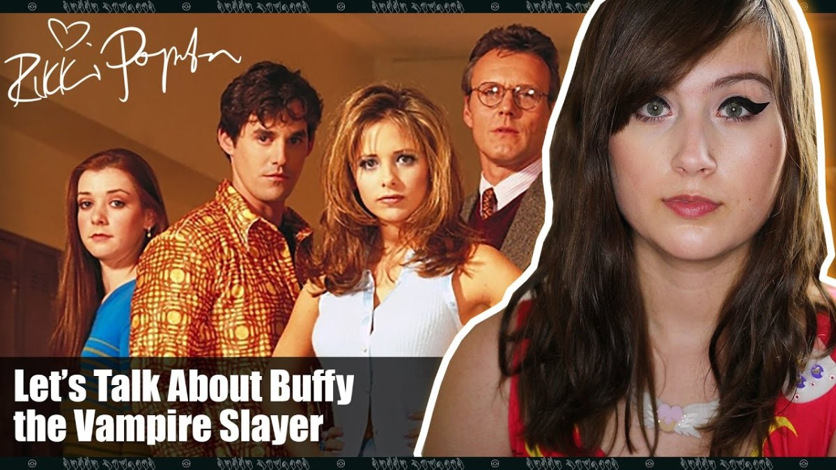 I Finally Finished Buffy The Vampire Slayer!