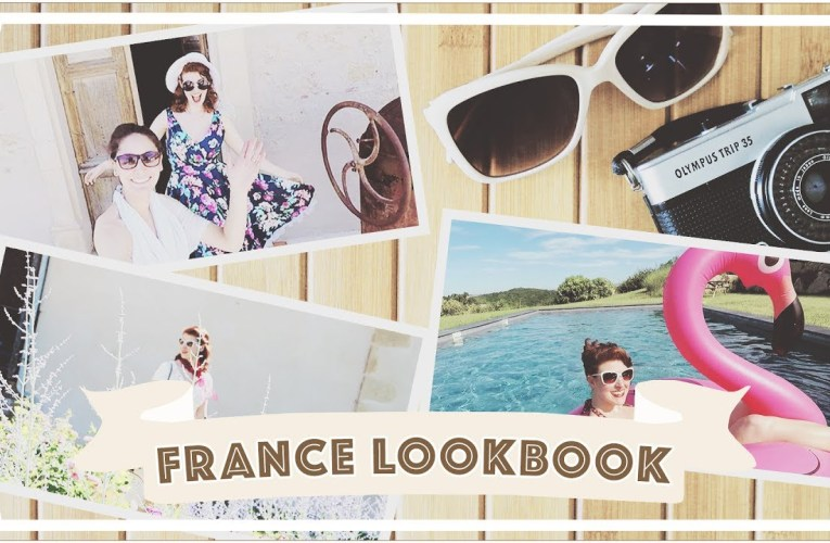 French Holiday & Summer Vacation Lookbook RE-UPLOADED