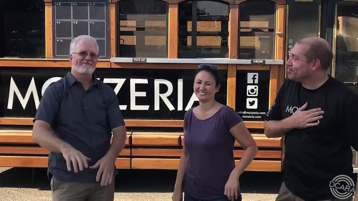 Coffee Chat with Ray: Mozzeria Trolley