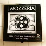 Mozzeria Pizza Box Artwork