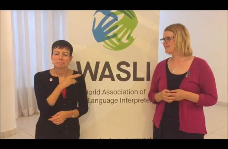 Save the Dates – WFD/WASLI IS Accreditation