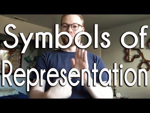 Symbols of Representation   ASL Ponderings
