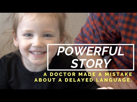 Deaf Parents' Two Years Old Girl, Octavia Burke, Knows Three Languages.