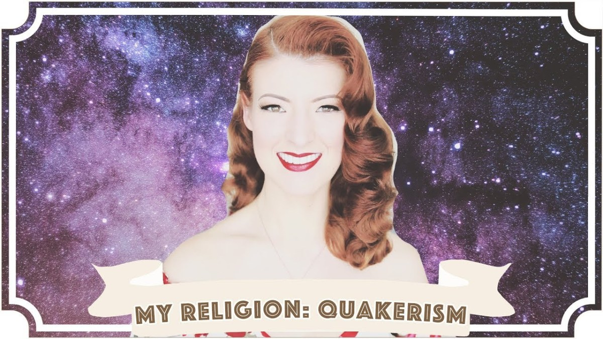Oh God... Let's Talk About My Religion // What Is Quakerism? [CC]