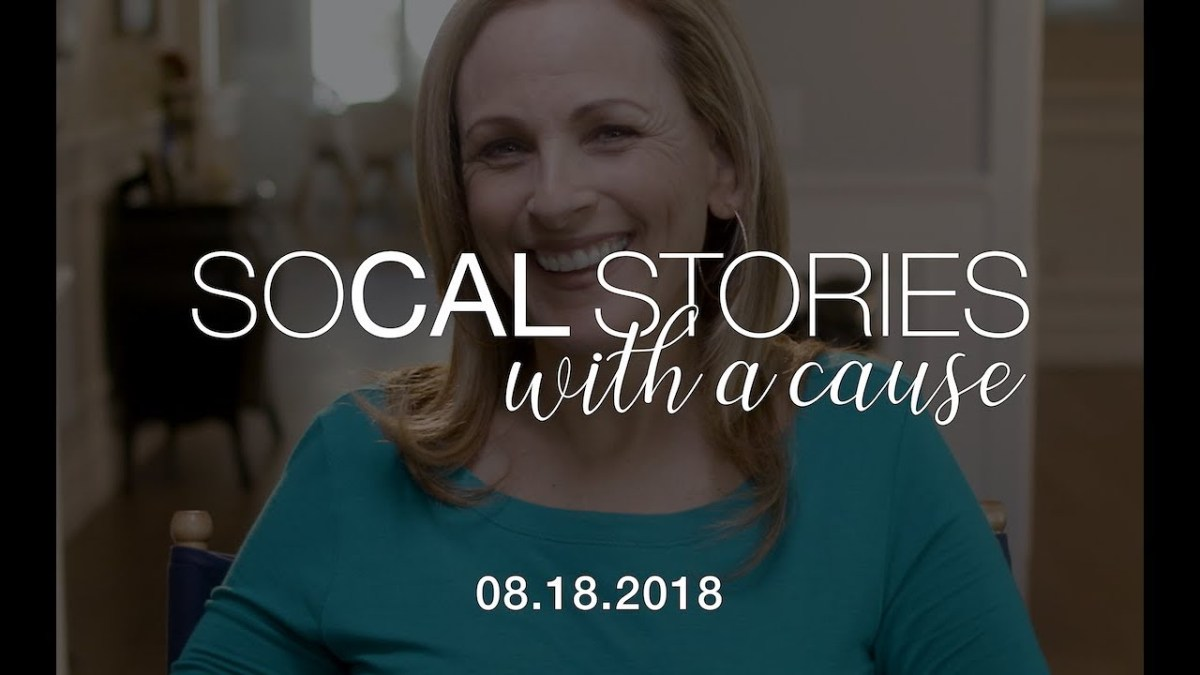 SoCal Stories | With A Cause Teaser - Marlee Matlin - Convo