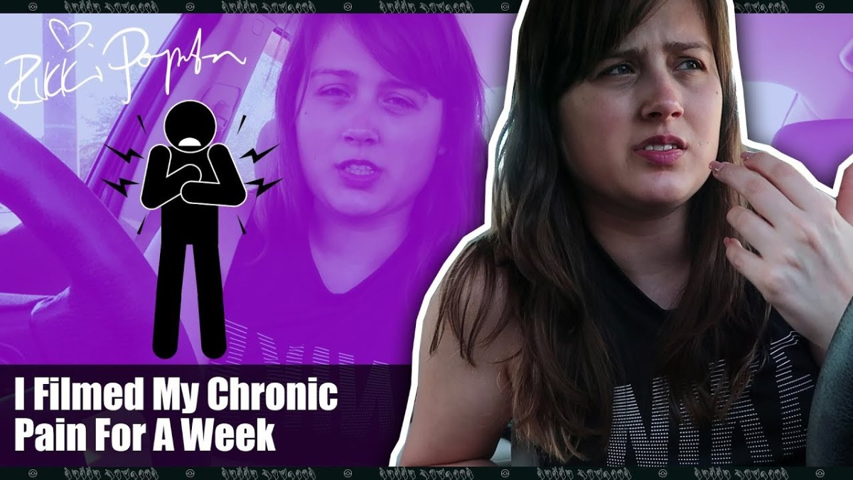 I Filmed My Chronic Pain For A Week