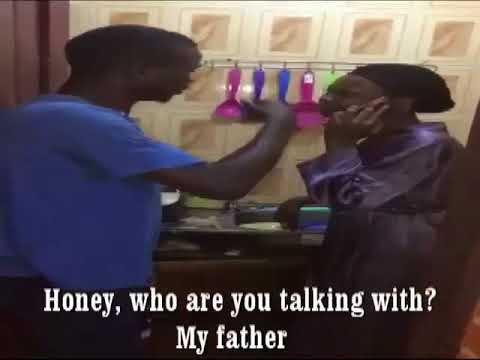 My father (DEAF TALENT COMEDY) (EPISODE 1)