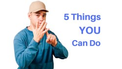 Deaf Person in a Hearing Family Part 3 - 5 Ways To Include Deaf People During The Holidays