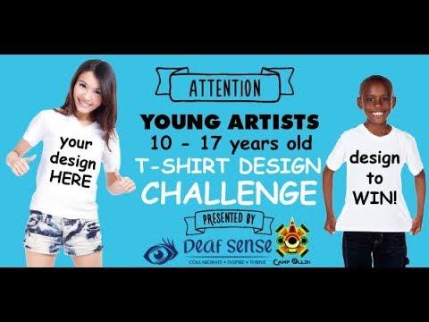 Camp Ollin T-Shirt contest