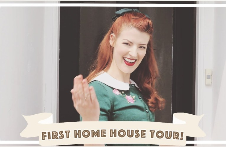 House Tour // Our First Home