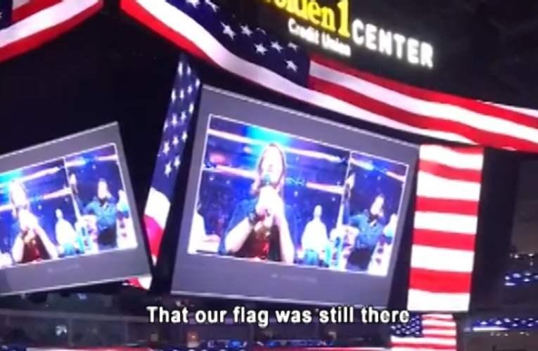 National Anthem in ASL