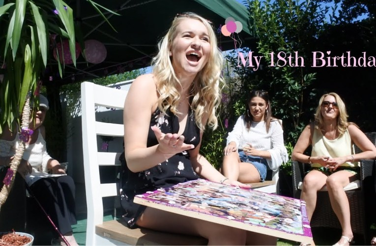 MY 18TH BIRTHDAY | Jazzy Vlogs