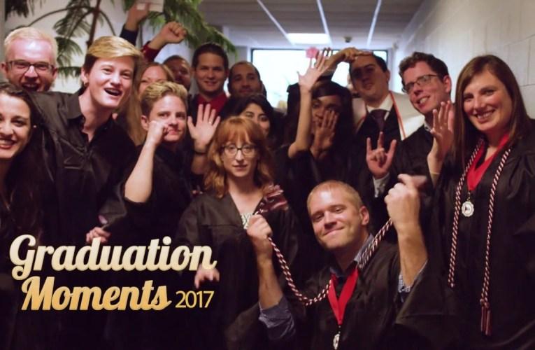Graduation Moments 2017, Gallaudet University