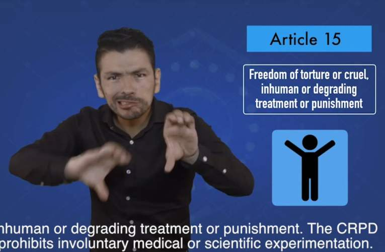 2. articles 15 Freedom from torture or cruel, inhuman or degrading treatment or punishment
