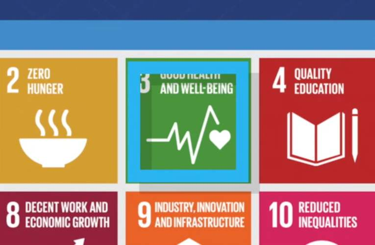 3. goals 3 – Good Health and well-being
