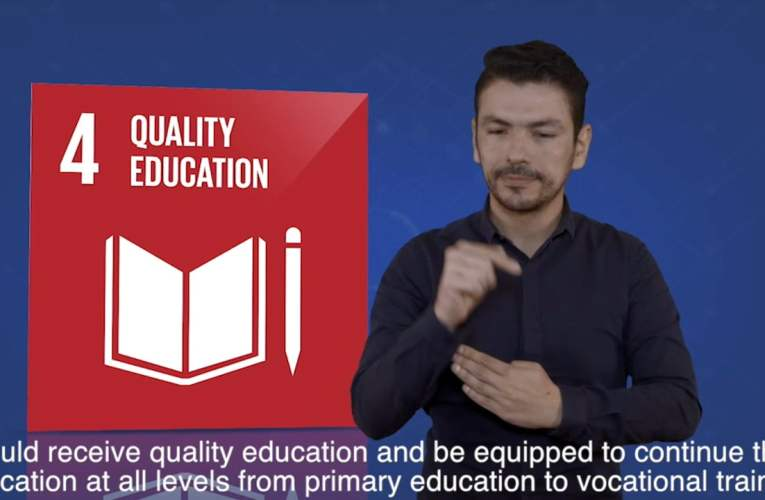 3. goals 4 – Quality education