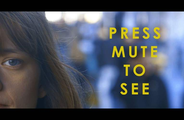 Press Mute to See – short silent film