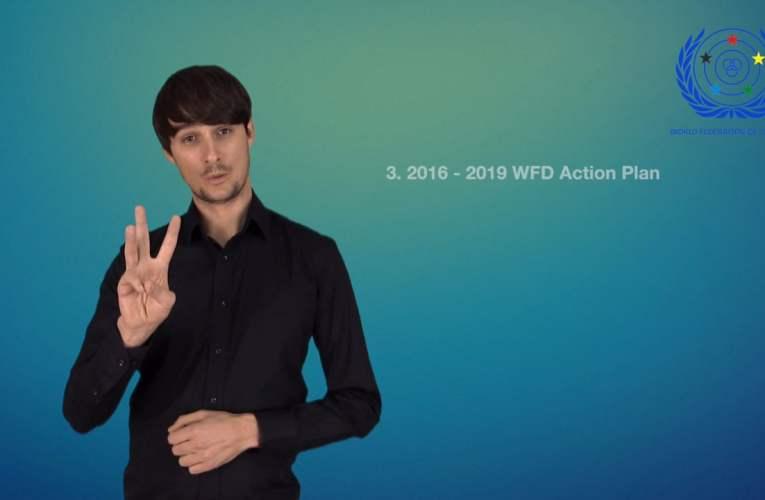 3. 2016 – 2019 WFD Action Plan