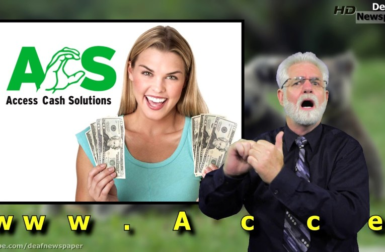 Need Cash Now? www.AccessCashSolutions.com