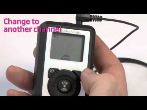 Oticon Amigo – Troubleshooting: Trouble Shooting: Interference or Static