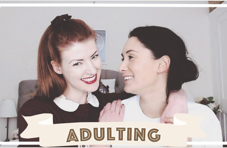Adulting with Jessie and Claud