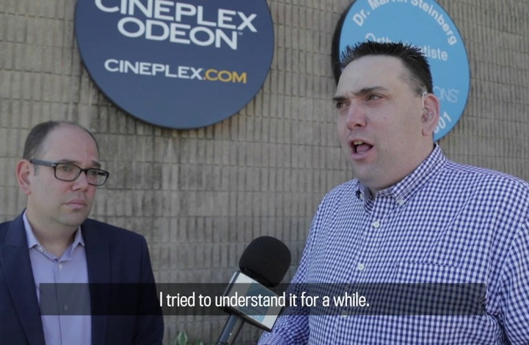 Deaf man denied closed caption device at theatre