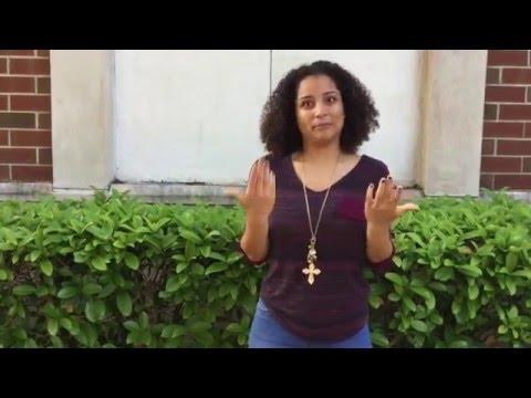 #WhyISign – FSDB Deaf High School