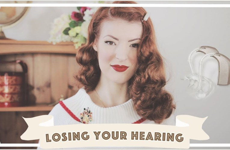 So You're Losing Your Hearing… [CC]