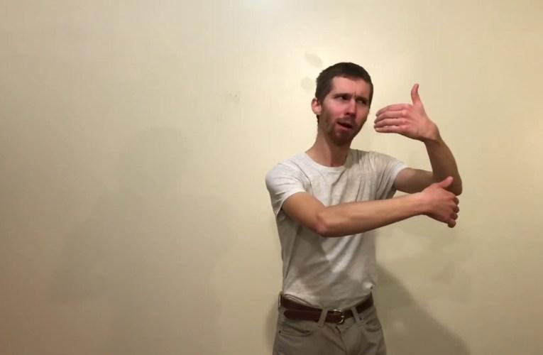 6ays to be Happy (ASL Poem)