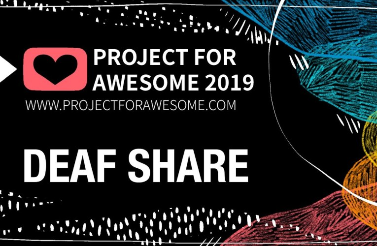 Help Abused Deaf Children (Project For Awesome 2019) (American Sign Language)   Rikki Poynter